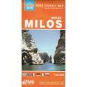 ORAMA Milos, Kimolos 1:50 000 turistická mapa