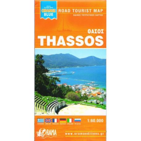 Thassos 1:50 000