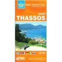 ORAMA Thassos 1:60 000 turistická mapa