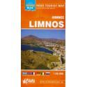 ORAMA Limnos 1:68 000 turistická mapa