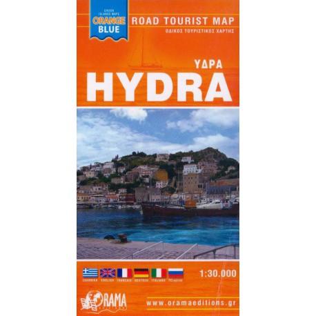 Hydra 1:30 000