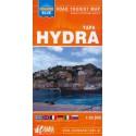 ORAMA Hydra 1:30 000 turistická mapa