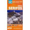 ORAMA Serifos 1:26 000 turistická mapa