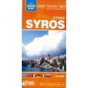 ORAMA Syros 1:30 000 turistická mapa