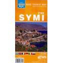 ORAMA Symi 1:35 000 turistická mapa