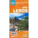 ORAMA Leros 1:30 000 turistická mapa