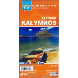 Kalymnos 1:40 000