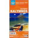 ORAMA Kalymnos 1:40 000 turistická mapa