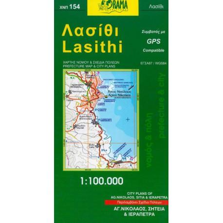154 Lasithi 1:100 000