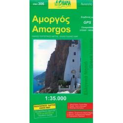 306 Amorgos 1:35 000