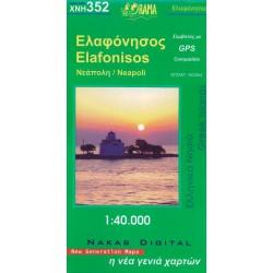 352 Elafonisos 1:40 000