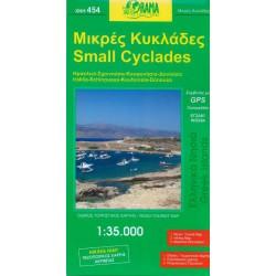 454 Small Cyclades/Malé Kyklady 1:35 000