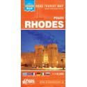 ORAMA Rhodes/Rhodos 1:110 000 turistická mapa