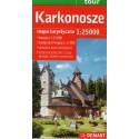 DEMART Karkonosze/Krkonoše 1:25 000 turistická mapa