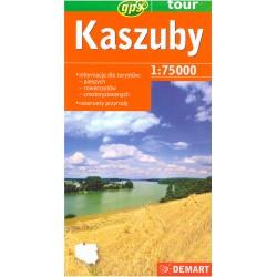 DEMART Kaszuby/Kašuby 1:75 000