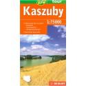 DEMART Kaszuby/Kašuby 1:75 000 turistická mapa