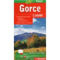 DEMART Gorce 1:50 000 turistická mapa