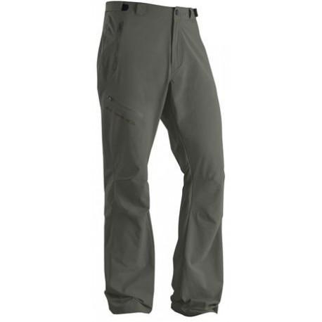 d6f112b057a5 ... pánské lehké softshellové kalhoty. Salomon Wayfarer Pant M swamp 118015