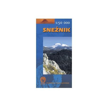 Geodet. zavod SLOV Sněžnik 1:50 000