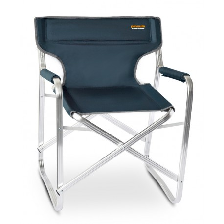 Pinguin Director Chair petrol kempingová židle