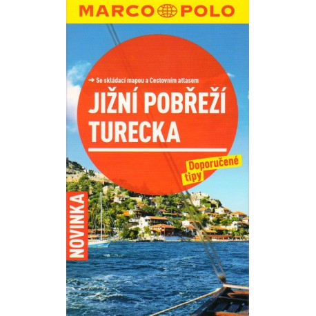 Marco Polo - průvodce Jižní pobřeží Turecka