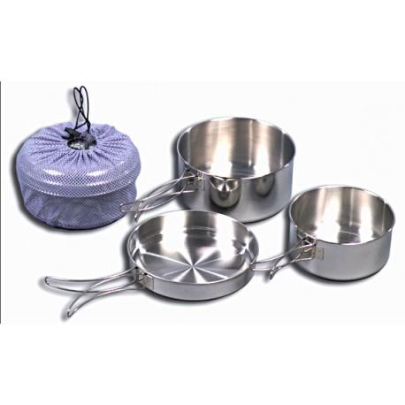 VAR (ALB Forming) K2 - nerezové nádobí trojdílné velké (1)