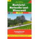 Freytag a Berndt 101 Mostviertel, Mariazeller Land 1:100 000 cykloturistická mapa