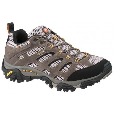 Merrell Moab GTX walnut J87107 pánské nízké nepromokavé boty