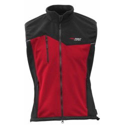 High Point Rock Vest red