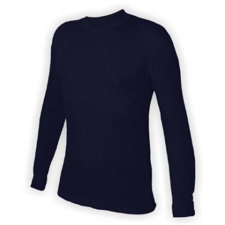 Jitex BoCo Joboko 301 TEX tmavě modrá dětské triko dlouhý rukáv
