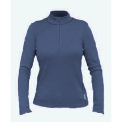 Jitex Kekuja 801 TES modrá dámské triko dlouhý rukáv Merino vlna b1e6048da1