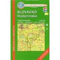 KČT 91 Slovácko, Hodonínsko 1:50 000 turistická mapa