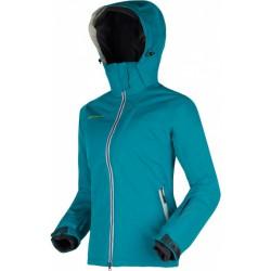 Husky Wista modrá dámská nepromokavá zimní lyžařská bunda HuskyTech 20000