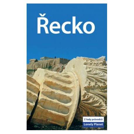 Řecko průvodce Lonely Planet