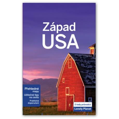 Západ USA průvodce Lonely Planet