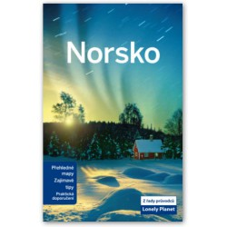 Norsko průvodce Lonely Planet