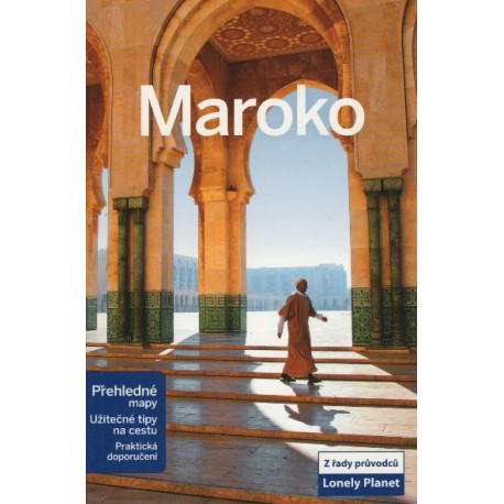 Maroko průvodce Lonely Planet