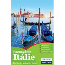Itálie průvodce Lonely Planet Poznáváme