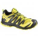 Salomon XA Pro 3D Ultra 2 mimosa yellow/black 327975 pánské prodyšné běžecké boty