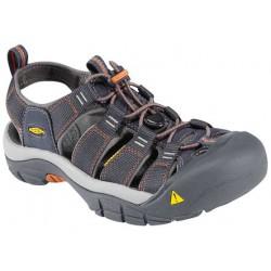 Keen Newport H2 M india ink/rust pánské outdoorové sandály i do vody
