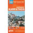 ORAMA Karpathos 1:85 000 turistická mapa