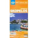 ORAMA Skopelos 1:37 500 turistická mapa