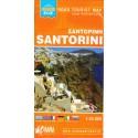 ORAMA Santorini 1:35 000 turistická mapa