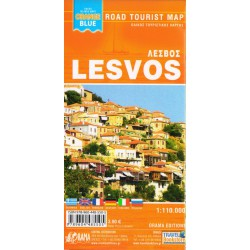 ORAMA Lesvos/Lesbos 1:110 000 automapa