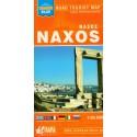 ORAMA Naxos 1:60 000 turistická mapa