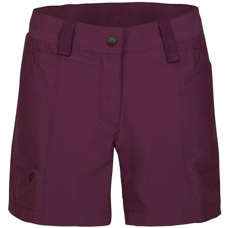 Zajo Delta Lady Shorts blackberry