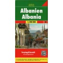 Freytag a Berndt Albánie 1:200 000 automapa