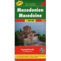 Freytag a Berndt Makedonie 1:200 000 automapa
