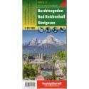 Freytag a Berndt WK D5 Berchtesgaden, Bad Reichenhall, Königssee 1:25 000 turistická mapa
