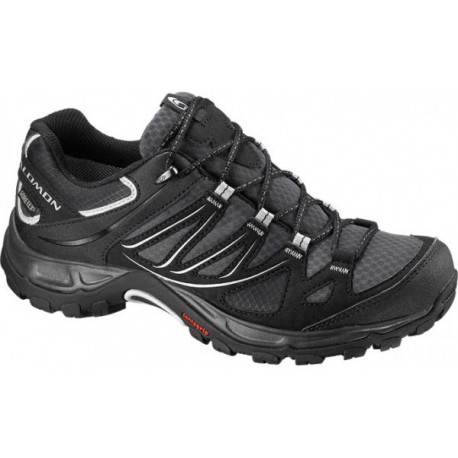 Salomon Ellipse GTX W autobahn/steel grey 308936 dámské nízké nepromokavé boty